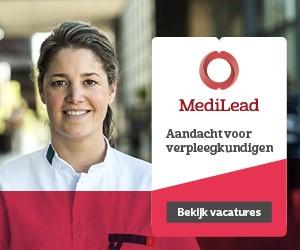 Medilead homepage